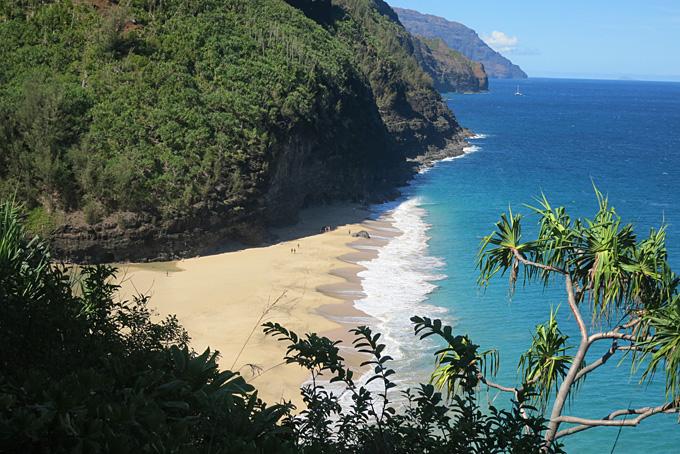 Napali Coast, Kauai-Hawaii