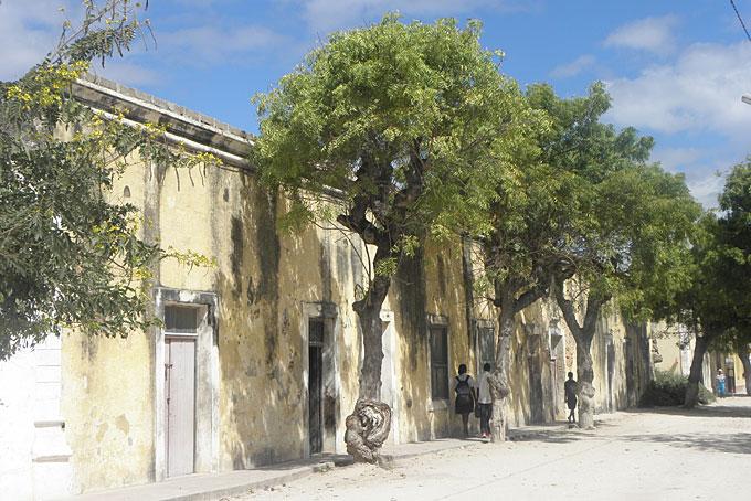 Idyllischer Nachmittag auf Ilha de Mozambique