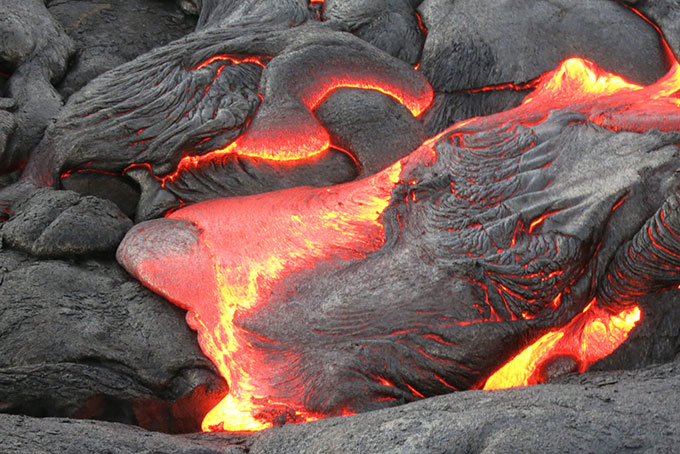 Flüssige Lava hautnah – Volcanoes NP auf Big Island, Hawaii