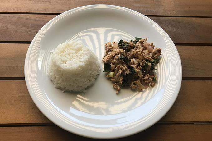 Kulinarisch um die Welt: Laab Moo nach thailändischer Art