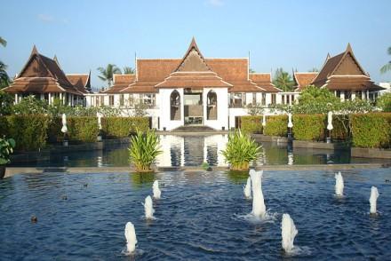 JW Marriott Khaolak Resort & Spa am Khuk Khak Strand