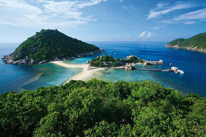 Thailands Süden im Sommer