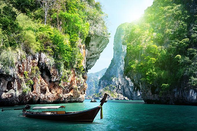 Le Sud de la Thaïlande en hiver