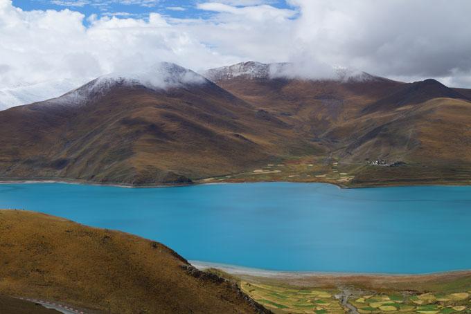 Au sud de Lhasa