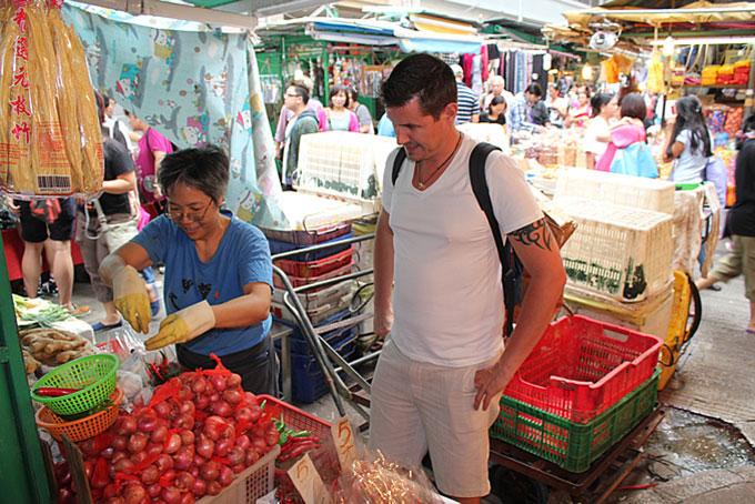 Negros – Bohol und ein wenig Hongkong