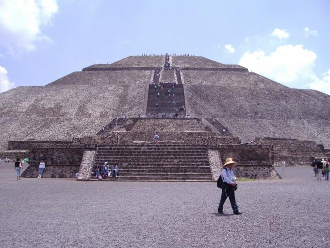 Palenque und Mexico City