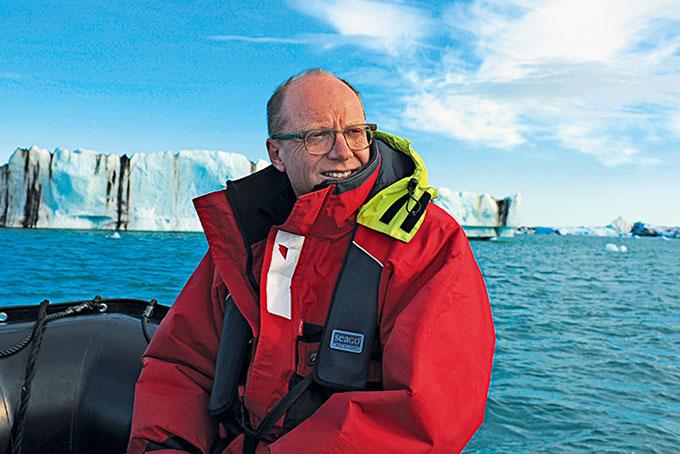 Im Gespräch mit Norbert Tschümperlin – Spezialist für Skandinavien/Island