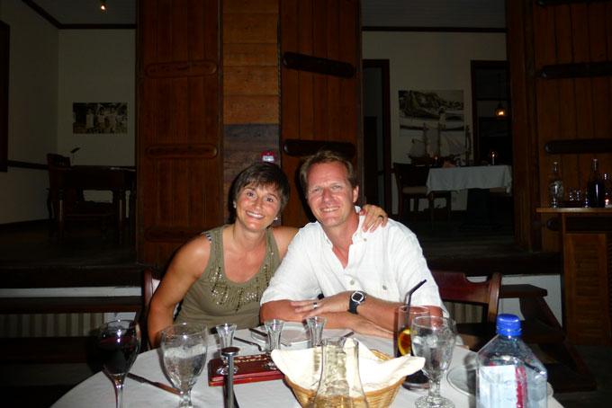 Reise-Reporter Robert Rey über Silhoutte Island auf den Seychellen