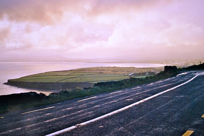 Circuit en Irlande