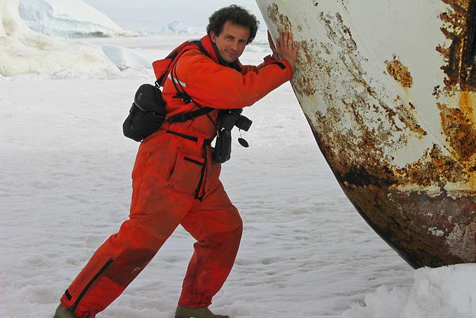 Expeditionsreise Antarktis