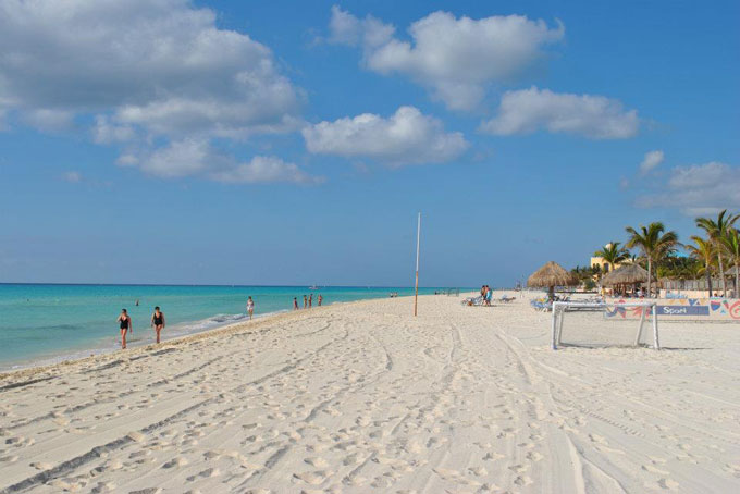 Plage Riviera Maya