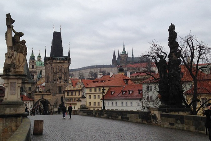 Prague, le temps d'un weekend
