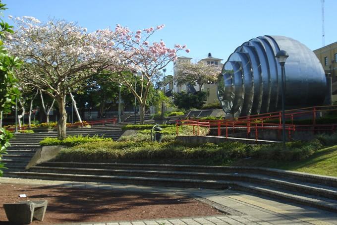 San José - Stadtrundfahrt