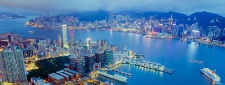 Hongkongs Hafen