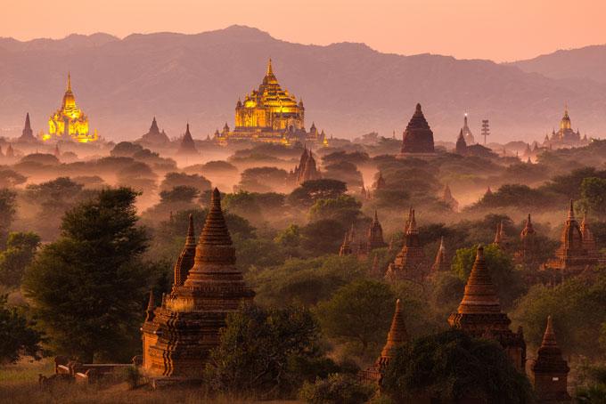 Myanmar et ses points forts