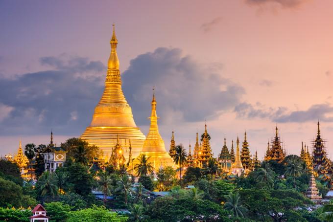 Shwedagon-Pagode – Das Wahrzeichen der Stadt