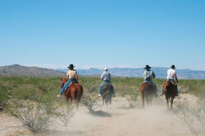 Ranchurlaub in den USA