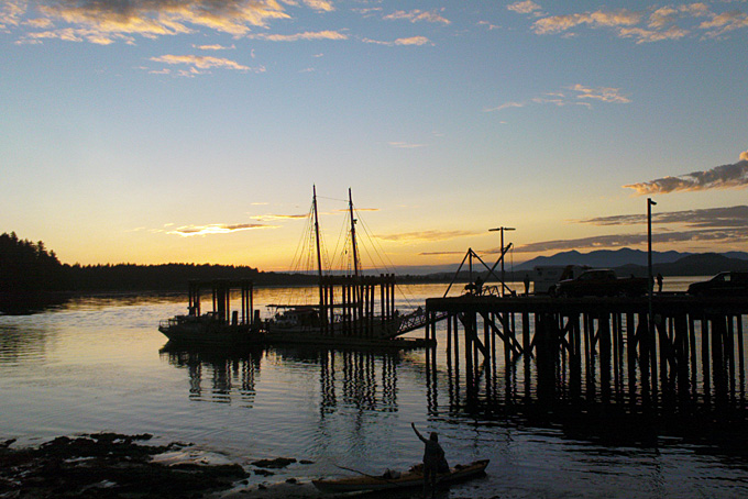 Tofino, Vancouver Island, BC – 3 perfekte Tage