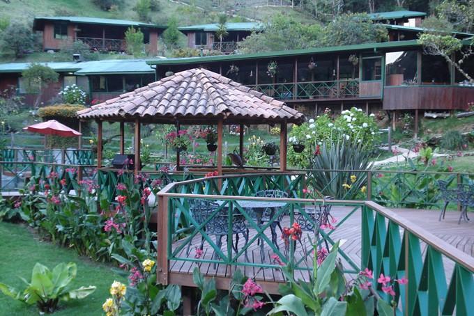 Trogon Lodge in San Gerardo de Dota