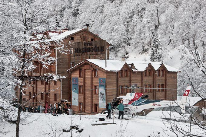 Ayder Haşimoğlu Hotel