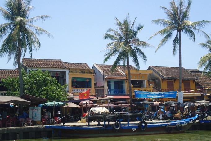 La bourgade d'Hoi An
