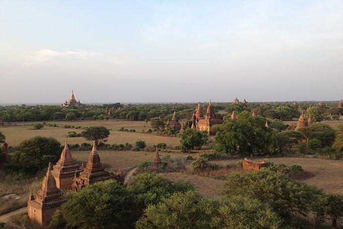 Le Myanmar, une terre méconnue