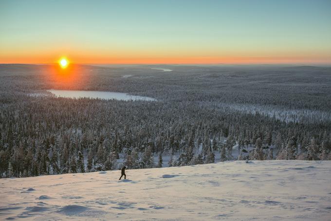 10 Gründe für ein Winterabenteuer in Kanada und den USA