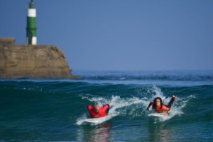 Buena Onda, Surf-Unterricht