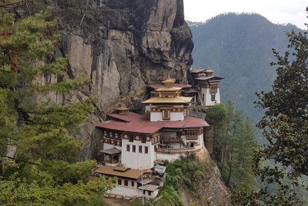 Titelbild - Kloster Tigers-Nest