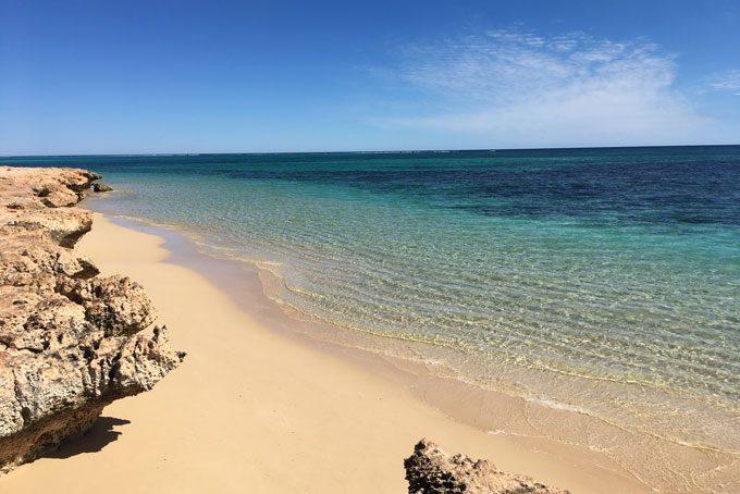 Campingplatz direkt am wunderschönen Ningaloo Reef