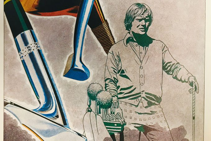 Jack Nicklaus, «Total Golf Techniques»