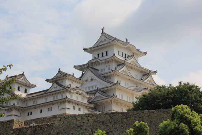 Weisse Burg Himeji