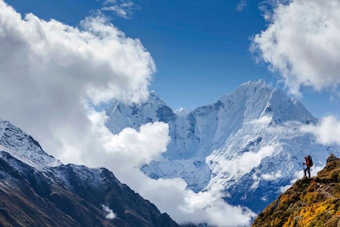 Nepal – das höchste Land der Welt